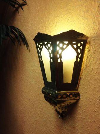 Wall Lamp Souraya White – image 2