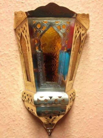 Wall Lamp Souraya Orange – image 4