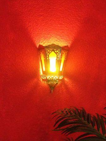 Wall Lamp Souraya Orange – image 5
