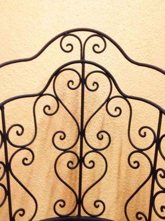 Orient Armchair Andalous - White – image 2