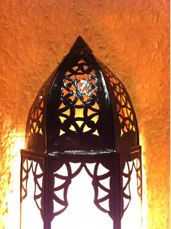 Oriental Wall Light Doha white – image 4
