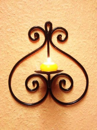 Oriental Candle Holder Nerea – image 1
