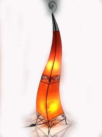 Floor Lamp Merla Orange 120cm – image 5