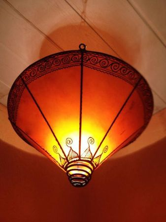 Oriental Lamp Abla Orange – image 2