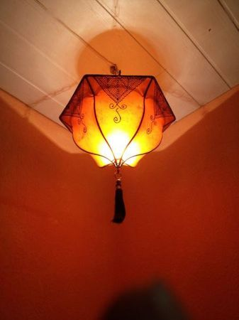 Ceiling Lamp Ayla Orange – image 3