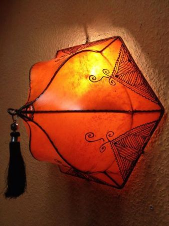 Ceiling Lamp Ayla Orange – image 5