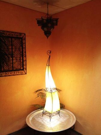Floor Lamp Merla Yellow 120cm – image 5