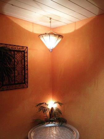Oriental Ceiling Lamp Abla Nature – image 3