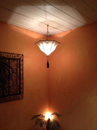 Oriental Ceiling Lamp Ayla Nature – image 2