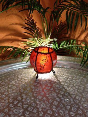 Oriental Lantern Hessa Orange – image 2