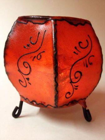 Oriental Lantern Hessa Orange – image 3