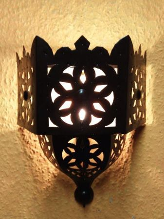 Moroccan Wall Lamp Farida – image 1