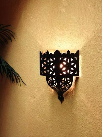Moroccan Wall Lamp Farida – image 3