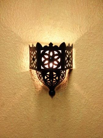 Moroccan Wall Lamp Farida – image 4