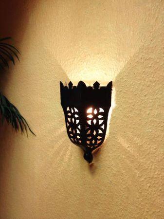 Mediterranean Wall Lamp Tuba – image 3