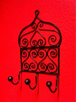Oriental Clothes Hook Sebta Medium – image 6