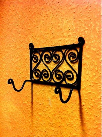 Mediterranean clothes hook Mela small – image 1