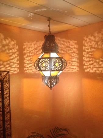Oriental Ceiling Lamp Futun – image 3