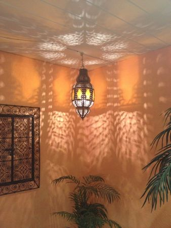 Oriental Ceiling Lamp Husna – image 3