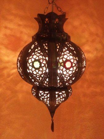 Oriental Ceiling Lamp Damla – image 1