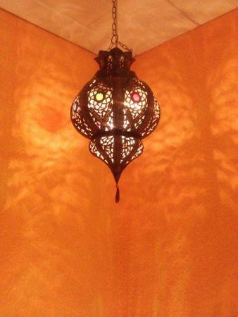 Oriental Ceiling Lamp Damla – image 4