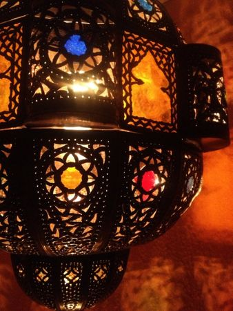 Moroccan Ceiling Light Fanan – image 3