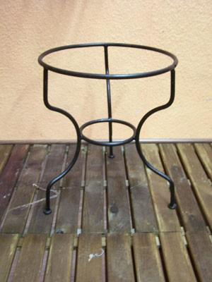 Moroccan Table Mouna - Silver, 40cm – image 5