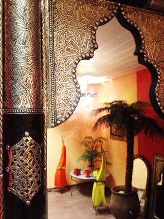 Oriental Mirror Marjani 100cm – image 2