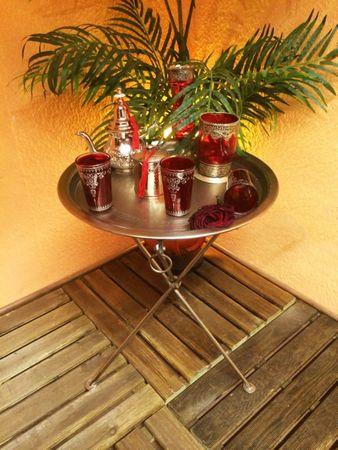 Oriental Table Sheila - 39cm – image 3