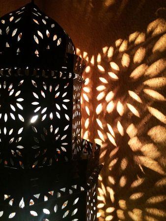 Lantern Sanobar 130cm – image 3