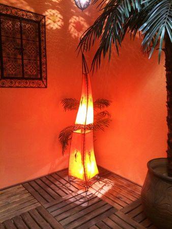 Floor Lamp Marrakesch orange 150cm – image 2