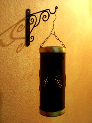Oriental Ceiling Lamp Louban – image 4