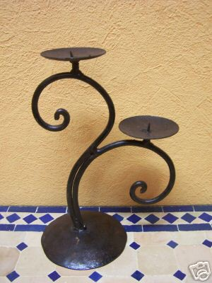Oriental Candle Holder Narjis – image 1