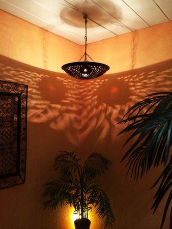 Mediterranean Ceiling Light Feyza – image 3