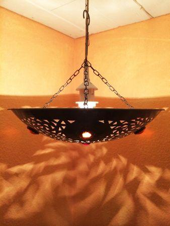 Mediterranean Ceiling Light Feyza – image 4