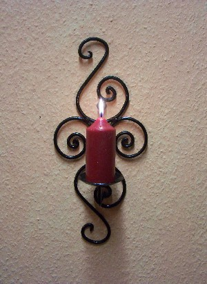 Mediterranean Candle Holder Assona – image 3