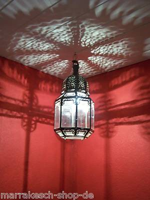 Mediterranean Ceiling Light Haifa Clear – image 2