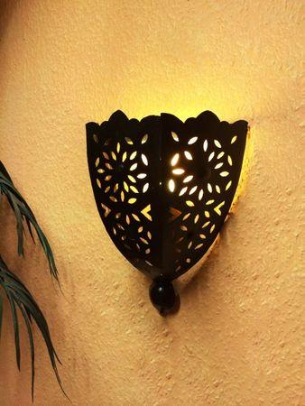 Moroccan oriental Wall Lamp Durdana – image 3