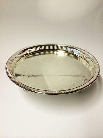 Oriental Round Tray Zeenat - Middle, 43cm – image 3