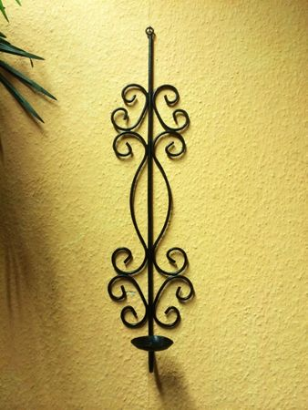 Mediterranean Candle Holder Escalona – image 1