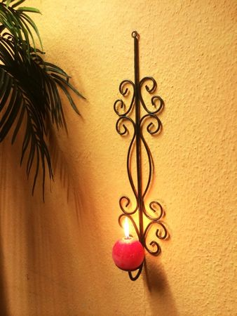 Mediterranean Candle Holder Escalona – image 3