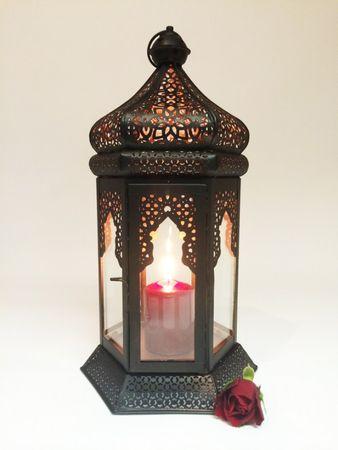 Oriental Indian Lantern Yesim – image 1