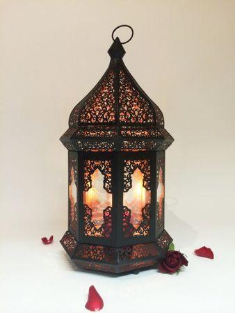 Oriental Indian Lantern Wifaq – image 4