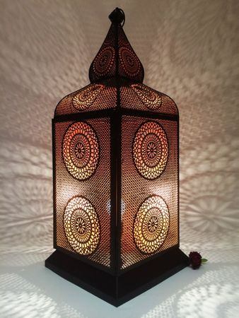 Indian Floor Lamp Uhuru – image 1