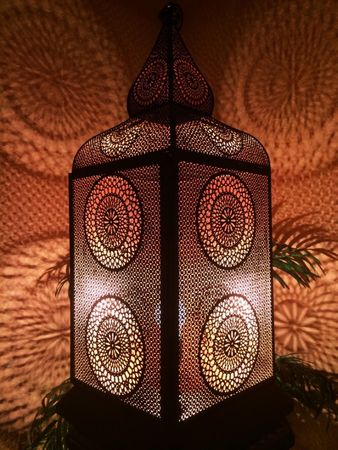 Indian Floor Lamp Uhuru – image 3
