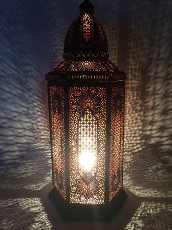 Oriental Indian Floor Lamp Yagmur – image 2