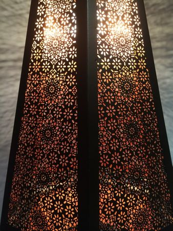 Indian Ceiling Lamp Lubina – image 2