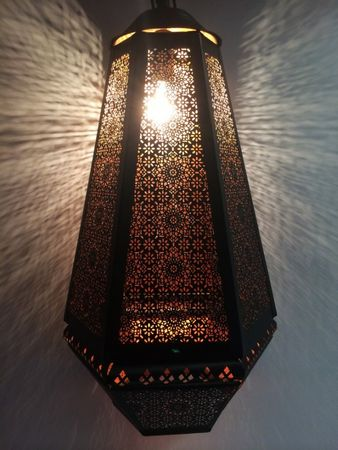 Indian Ceiling Lamp Lubina – image 3