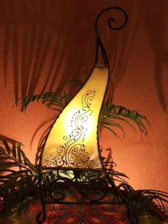 Floor Lamp Rahaf Nature, 50cm – image 3