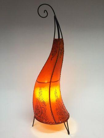 Floor Lamp Daya Orange ,70cm – image 1